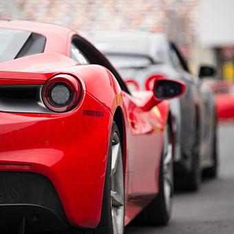 Supercar Thrill Ride in a Ferrari