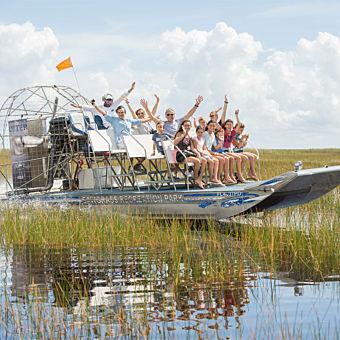 Private Everglades Airboat Tour