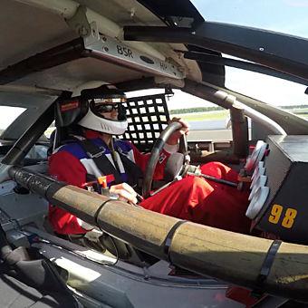 Drive a Stock Car at Pocono Raceway