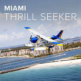 Miami Thrill Seeker Collection