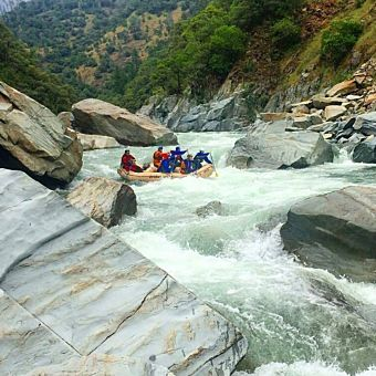 Rafting - Middle Fork American  in San Francisco