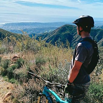 Santa Barbara Mountain Biking Tour