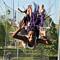 Trapeze Leg Swing