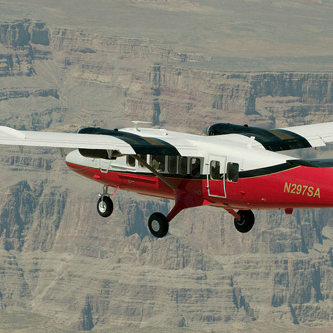 Scenic Plane Tour of Grand Canyon West