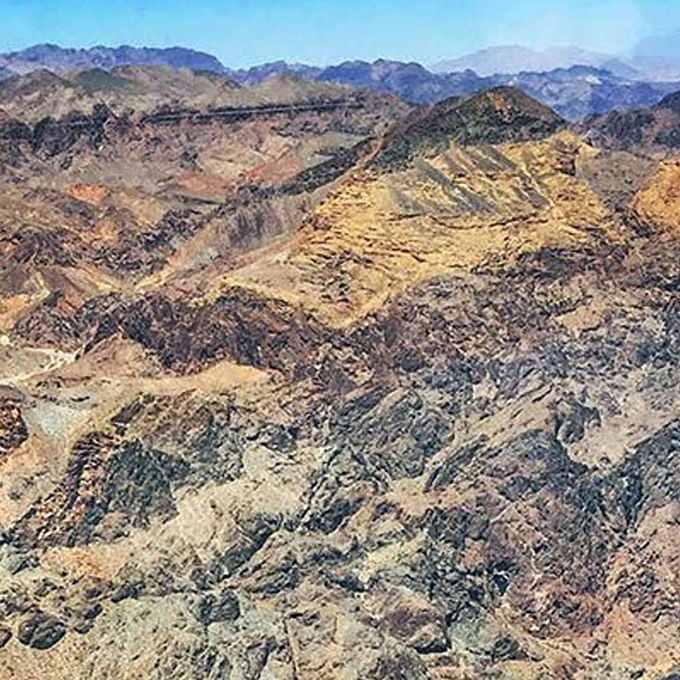 Hoover Dam and Black Canyon Heli Tour