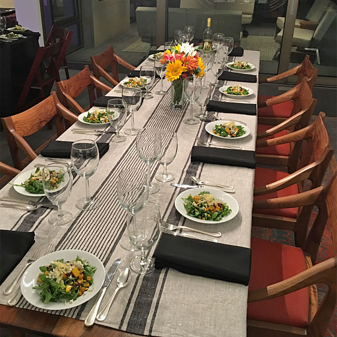 Private Dinner Party in your Denver Home