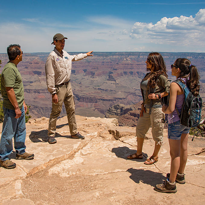 Tour South Rim of the Grand Canyon