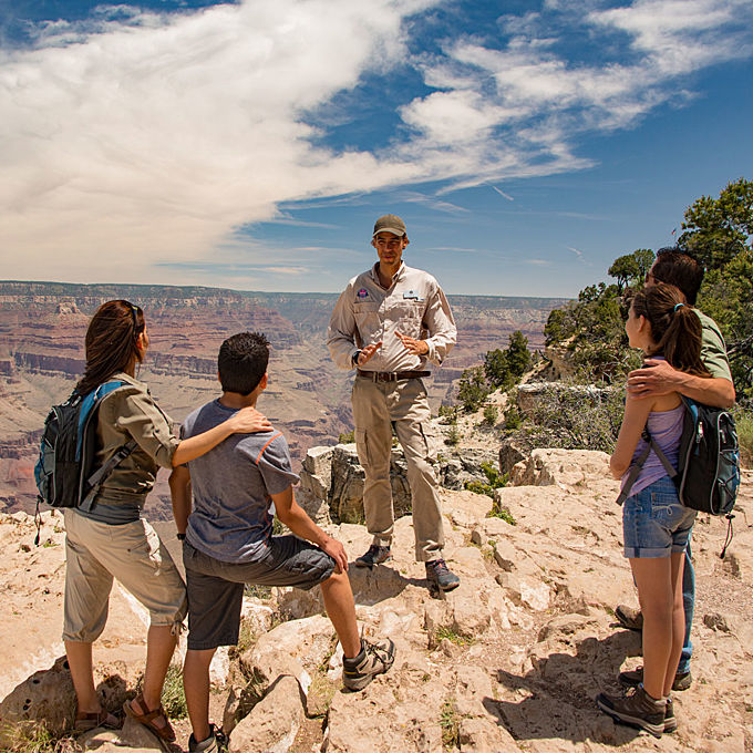 Explore the Grand Canyon with a Guide