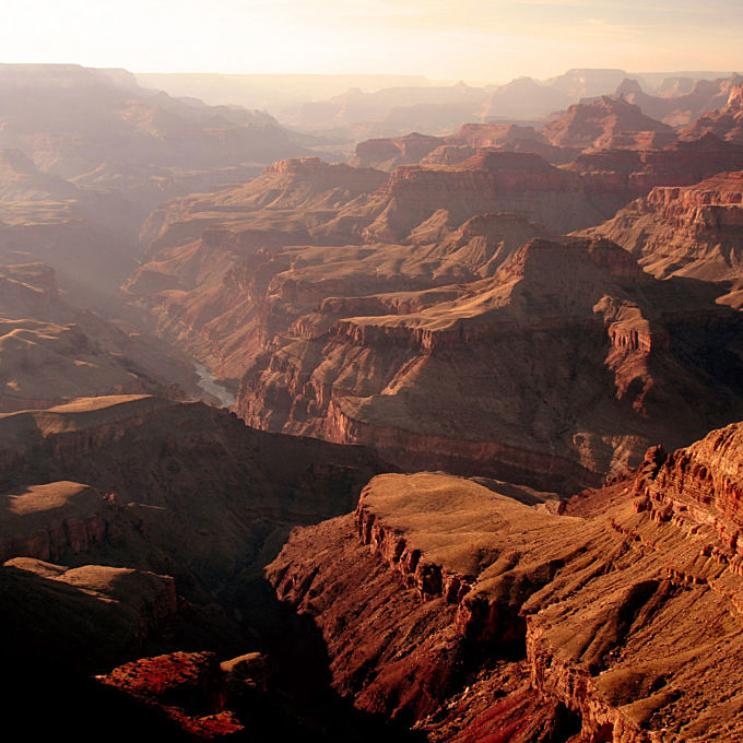 Aerial Tour of the Grand Canyon