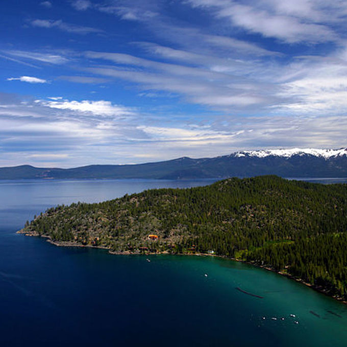 Scenic Helicopter Tour of Zephyr Cove