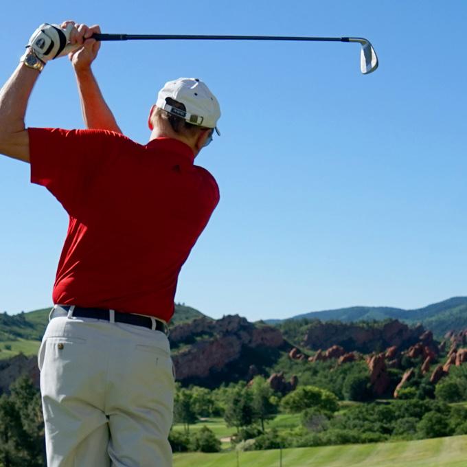 Golf Lesson With PGA Pro Joe Herbert