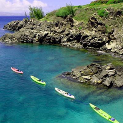 Kayak the Coastline
