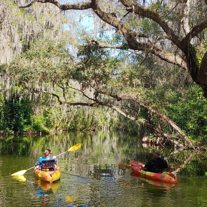 Kayaking Experience near Orlando