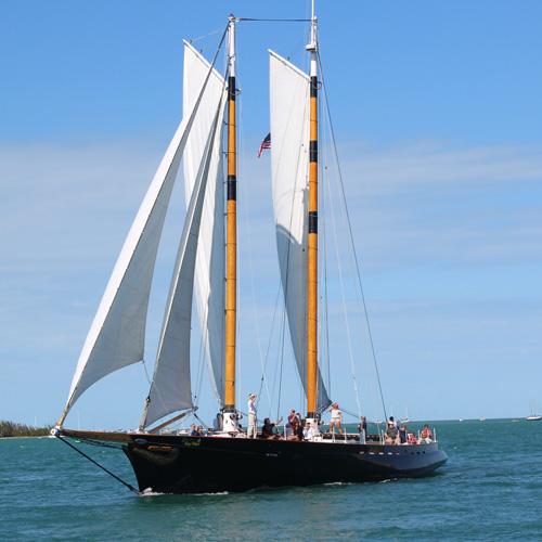 Key West Sailing Cruise 3