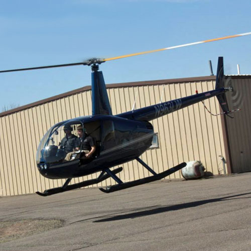 Fly a Helicopter in Louisiana