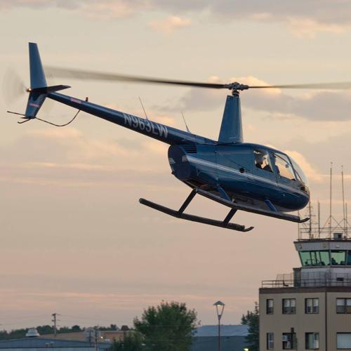 Helicopter Flight Training