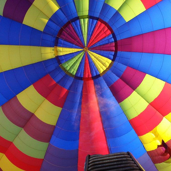 Las Vegas Hot Air Balloon Experience