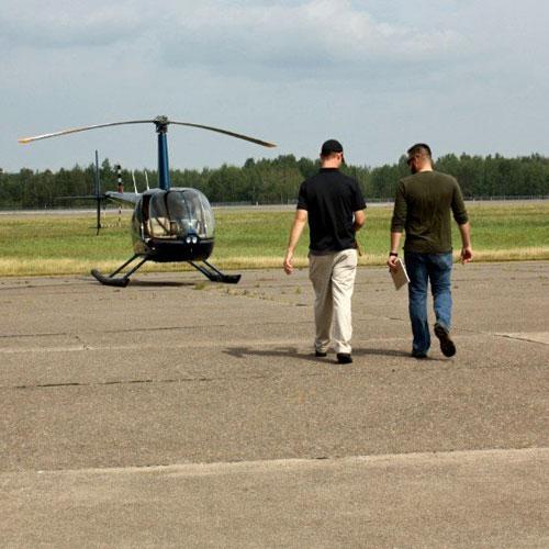 Heli Flight Lesson in South Saint Paul