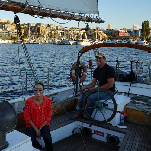 Seattle Lake Union Sunset Cruise