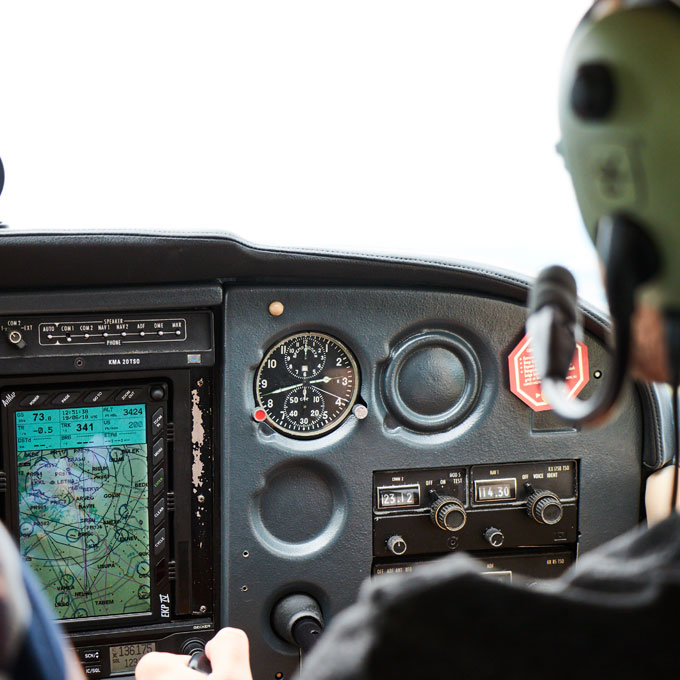 Introductory Flight Lesson in Columbus, IN