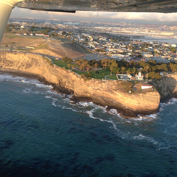 Introductory Flight Lesson in LA
