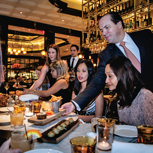 Access to Vegas' Most Exclusive Restaurants
