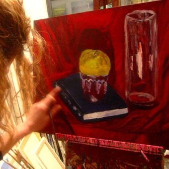 Private Art Class in New York