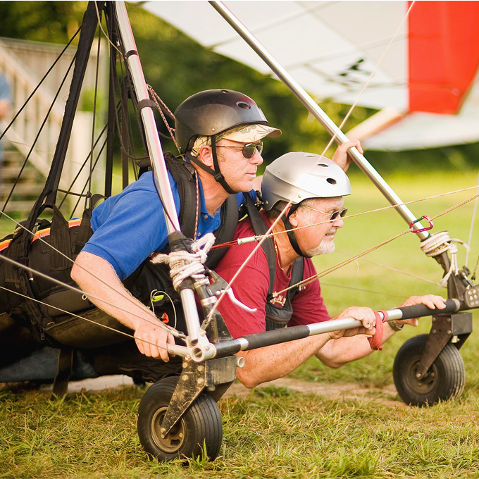 Tandem Hang Gliding Experience