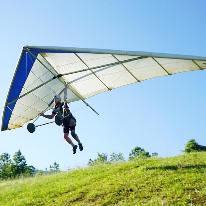 Intro Hang Gliding Lesson