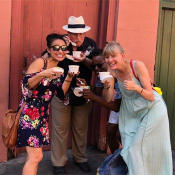 New Orleans Walking Food Tour