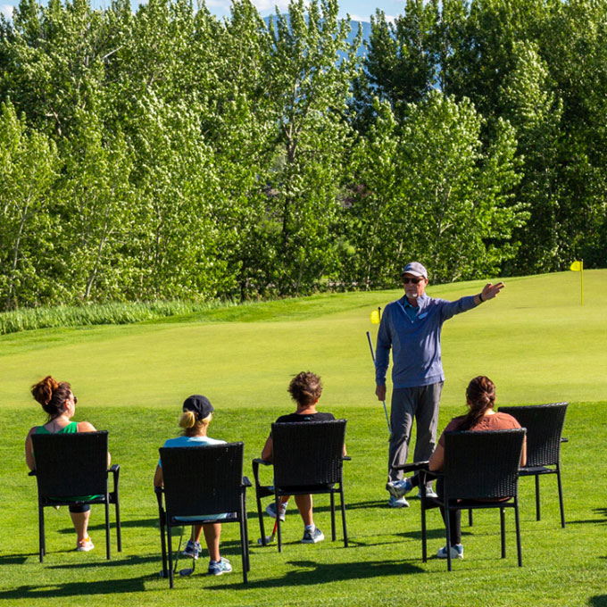 Private Golf Lesson with a PGA Pro at New York Golf Park