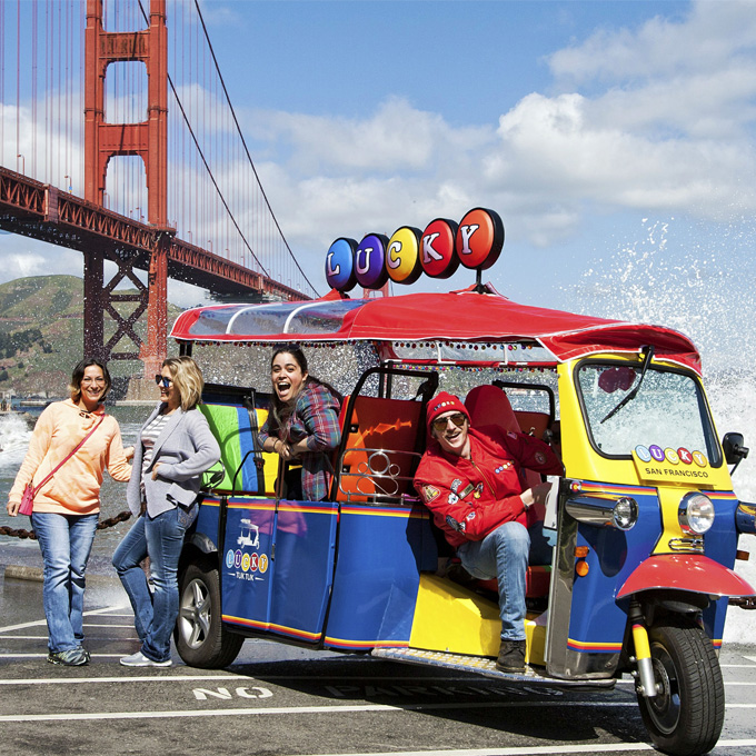 See San Francisco in a Whole New Way