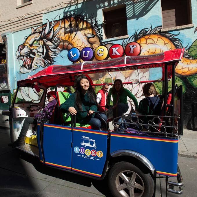 San Francisco City Tour Group