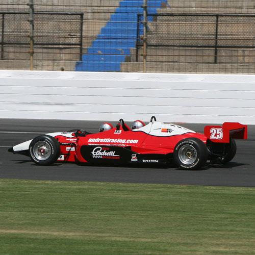 Texas Motor Speedway Indy Car Ride Along