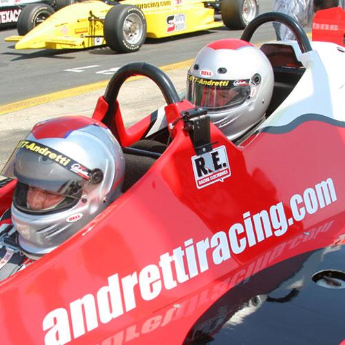 Las Vegas Motor Speedway Indy Ride