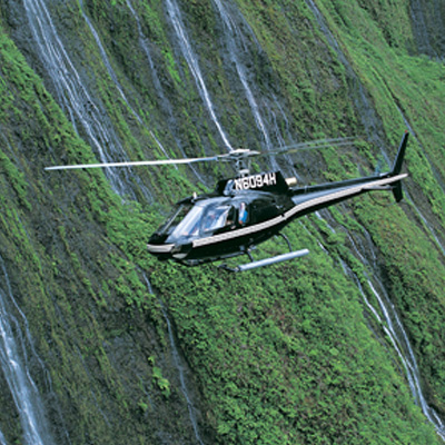 West Maui Waterfalls