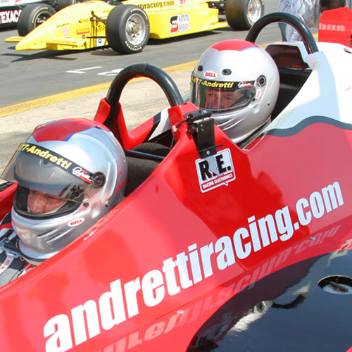 Ride in an Indy Car at New Hampshire Motor Speedway