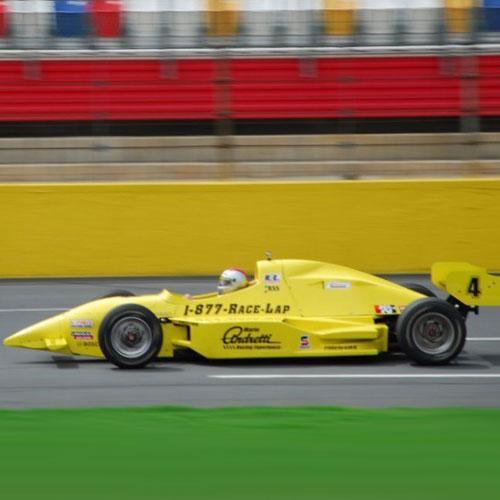 Indy Car Driving in Kansas