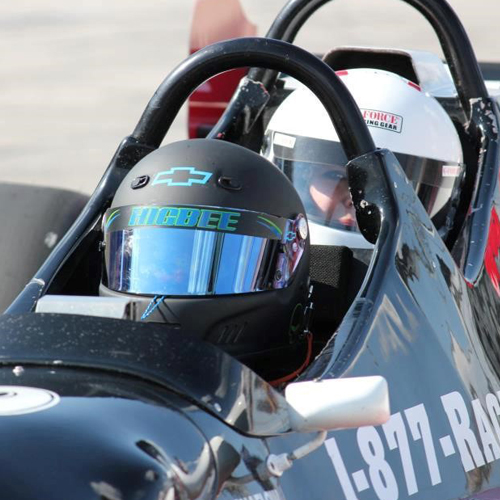 Ride in an Indy Car in Charlotte
