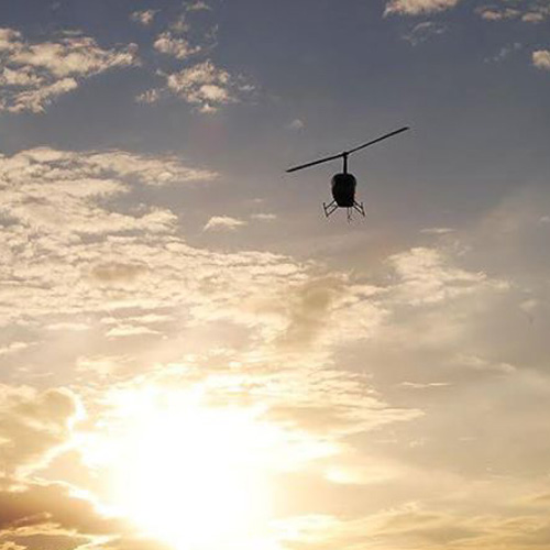Evening Scenic Helicopter Flight