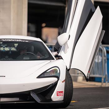 McLaren Driving Experience near Kansas City