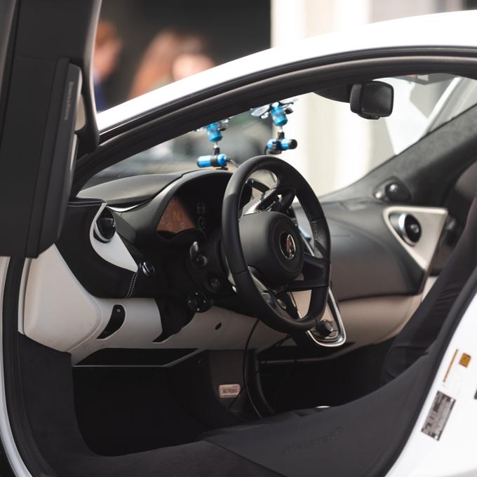 McLaren Driving Experience near Austin