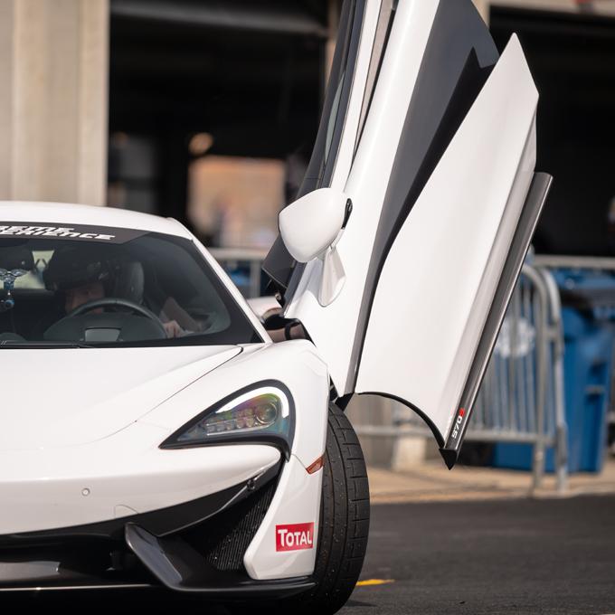 Exotic Car Racing Experience near Austin
