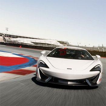 McLaren Driving Experience near Boston