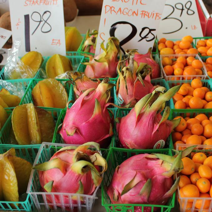 Farmer's Market Tour