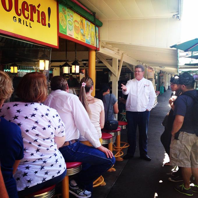 Food Tour near Los Angeles