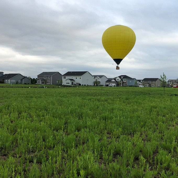 Hot Air Balloon Experience in  Indianapolis