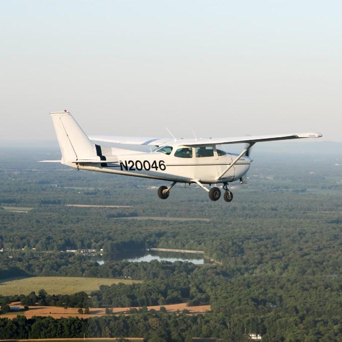 Flying Lesson in Murfreesboro, TN