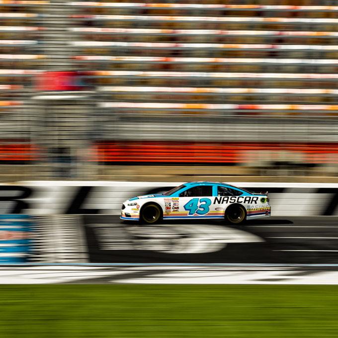 NASCAR Ride Along at Kentucky Speedway