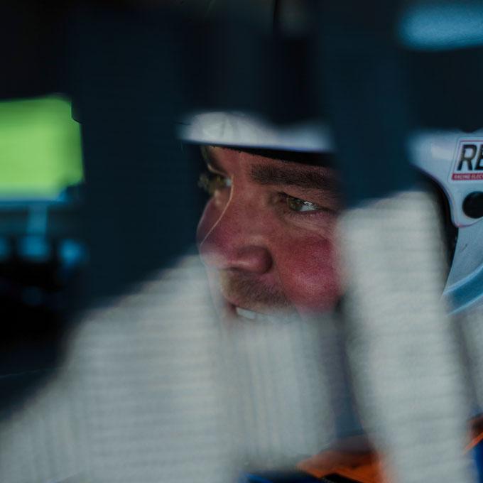 Race a Stock Car